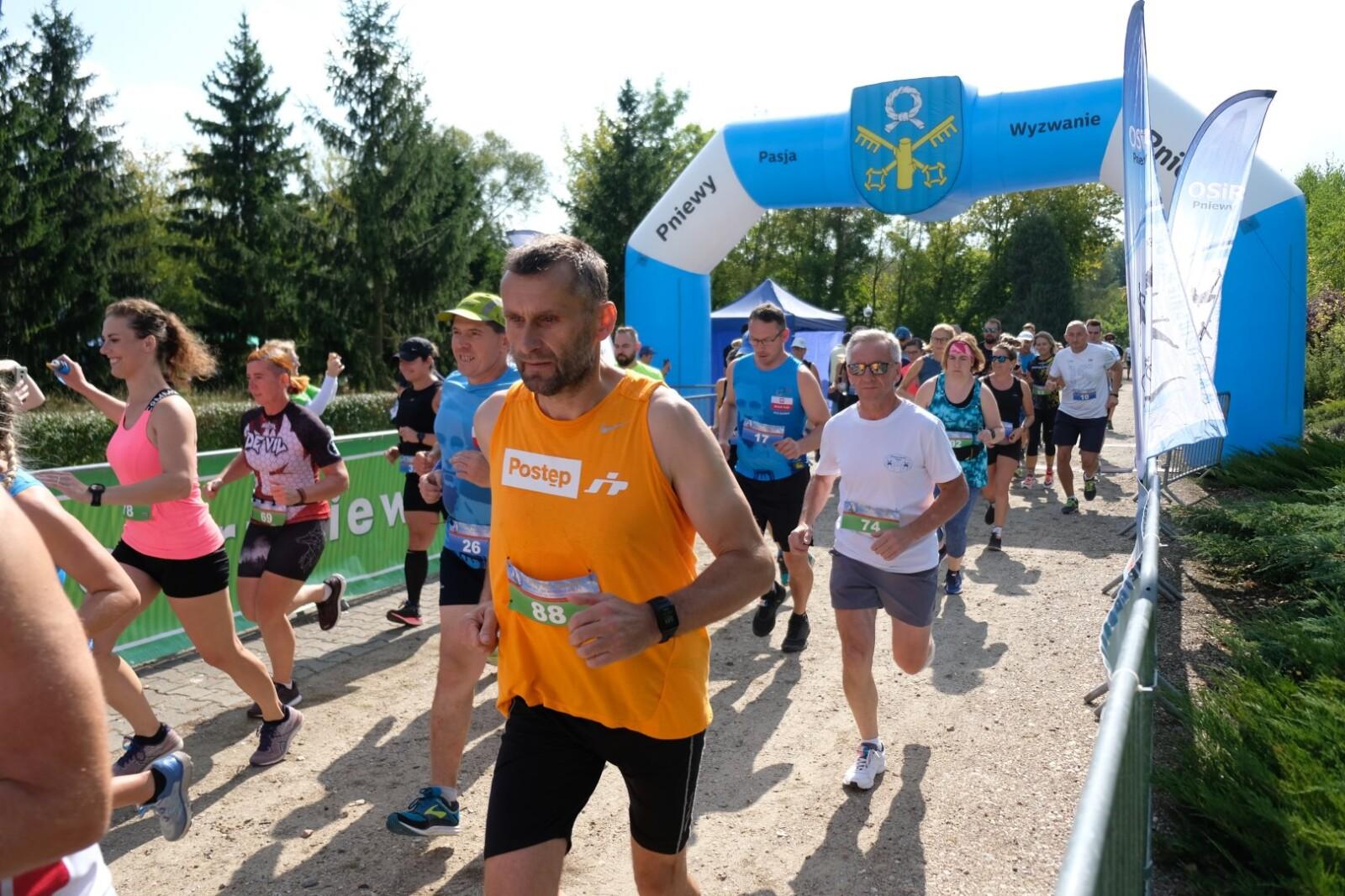 Urszulańskie bieganie wDąbrowie